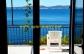 Chorvatsko apartmány MIRO s privátní pláží a lehátky