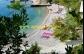 Chorvatsko Drašnice apartmán Marin pláž u domu