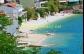 Chorvatsko Drašnice apartmán Sanja pláž pod domem