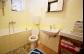 Chorvatsko Igrane apartman PLAŽA - koupelna s WC