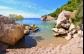 Chorvatsko Marušiči apartmán NIVES pláž Borka