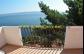 Chorvatsko Pisak apartmán nad pláží IVICA AP4+2