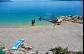 Chorvatsko Pisak apartmany ANNA malé pláže v centru