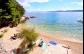 Chorvatsko Pisak apartmany ANNA velká pláž