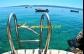 Chorvatsko Pisak apartmány MIRO - vstup do moře