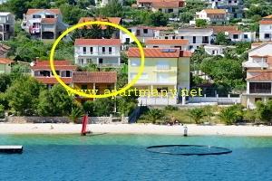 Chorvatsko Rogoznica apartmány ANITA