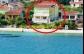 Chorvatsko Rogoznica apartmány Antonija II na pláži