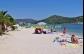 Chorvatsko Rogoznica - apartmány NIKO - pláž