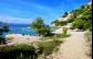Chorvatsko Staniči riviéra Omiš apartmány ANTE pláž