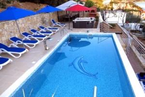 Luxusni dum s bazenem a virivou vanou - Chorvatsko Pisak